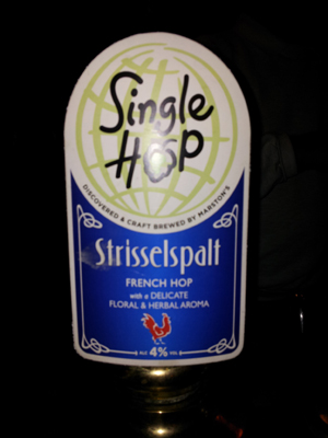 Single Hop Striss