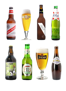 Our references of beers - Comptoir Houblon Hop France
